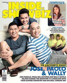 INSIDE SHOWBIZ Magazine Nov 2015