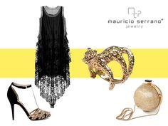 "Anillo Colección Xaguar ""Mauricio Serrano Jewelry"""