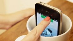 CupChair App Lets You Take 360 Degree Pictures With Just an iPhone and a Cup