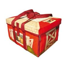 Box unfolds into a farmyard. We can make this from wood so the animals and tractors can also be stored inside.....