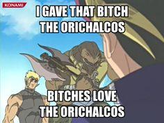 Funny Yugioh Orichalcos