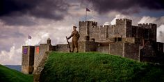 For a great family day out visit Dover Castle! New: Operation Dynamo: Rescue from Dunkirk. Explore the Secret Wartime Tunnels deep beneath the castle to see, hear and feel - as never before! Castle Tattoo, Dover Castle, White Cliffs Of Dover, Gothic Castle, Family Destinations, Family Days Out, English Heritage, Train Journey, Staycation