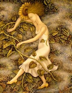 """Gina Litherland """"Gina Litherland was born in Gary, Indiana. She has been active in the visual arts since the mid 1970s, exploring..."""