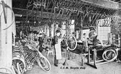 CCM Bicycle Shop