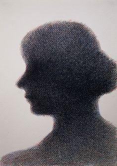 shadows 100 person portrait project - SEIGO AOKI