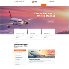 AWB - ModelTheme Page Layout, Good Skin, Wordpress Theme, Transportation, Wordpress Template