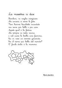 Poesia Di Saluto Scuola Klasesidejas Bambini Della Scuola