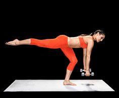 #Yoga Bootcamp: Warrior 3 Deadlift via @FITNESS Magazine #fitness #joyfitness #wellbeing