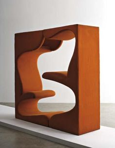 Living Tower by Verner Panton | Retro Design | Pinterest | Space ...