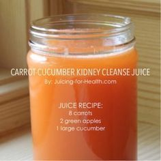 7 reasons to do a kidney cleanse and what to juice and eat for a good flush