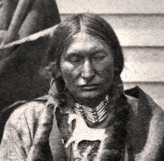 Chief Spotted Elk-(aka Bigfoot)-Minneconjou Sioux / Wounded Knee 1890 via Sonia Kogu