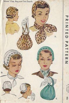 1950 Vintage Sewing Pattern