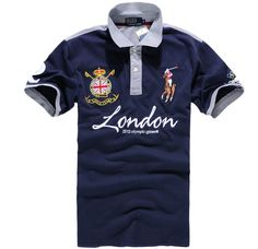 Welcome to our Ralph Lauren Outlet online store. Ralph Lauren Mens 2012 Olympic Games Polo T Shirts on Sale. Find the best price on Ralph Lauren Polo. Ralph Lauren Tshirts, Polo Ralph Lauren, Camisa Polo, Teenage Boy Fashion, Men Fashion, Mens Polo T Shirts, Polo Shirt, Le Polo, Look Cool