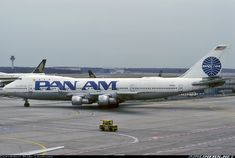 Pan American World Airways - Pan Am N743PA Boeing 747-121(A/SF)