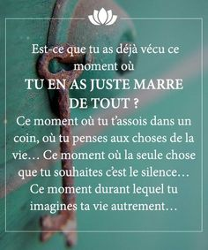 Hope you will never live a moment like that French Words, French Quotes, Mood Quotes, True Quotes, Favorite Quotes, Best Quotes, Some Words, Decir No, Quotations