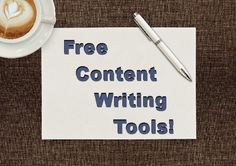 free content writing tools.