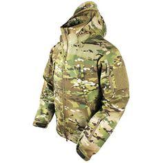 Condor Summit Soft Shell Jacket - U.S. Cavalry