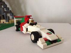 Octan F1 Race Car: A LEGO® creation by SIMONNEMO SIMONNEMO : MOCpages.com
