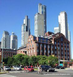 Ciudad de Buenos Aires nuevo barrio - Foto hhzorrilla