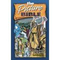The Picture Bible by Iva Hoth-- Wonderful start-- each child has read there own copy through multiple times!  Sacred Heart Books and Gifts | Shop |  | 9780781430555