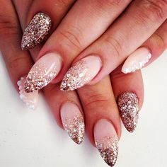 glitter/nude mani #ShareIG from @lcaljouw $24.99!!Oakley sunglasses is on sale! http://www.glasses-max.com