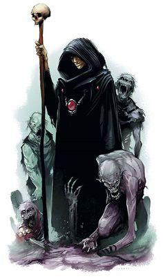 Feiticeiro: raça composta por descedentes de criaturas misticas, os feiticeiros são na verdade pessoas que despertaram poderes magicos,