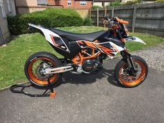 *** 2014 KTM 690 SMC-R Supermoto *** KTM Serviced, Low miles, DELIVERY AVAILABLE | eBay