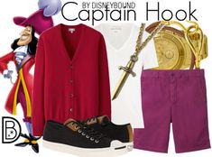 Captain Hook by DisneyBound