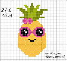 Melty Bead Patterns, Loom Patterns, Beading Patterns, Loom Beading, Pixel Art, Cross Stitch, Fictional Characters, Graph Paper, Relax