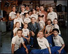 Original 1950's Mouseketeers