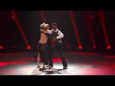 "Lauren & Adechike Torbert - ""Fever"" - So You Think you Can Dance"
