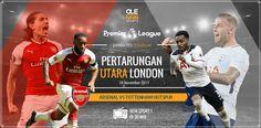 OLE777 Sports - Laga North Derby London akan tersaji di Laga Liga Inggris pekan ke-12 antara Arsenal vs Tottenham Hotspur di Emirates Stadium.  #PremierLeague #LigaInggris #Arsenal #TottenhamHotspur #PrediksiBola