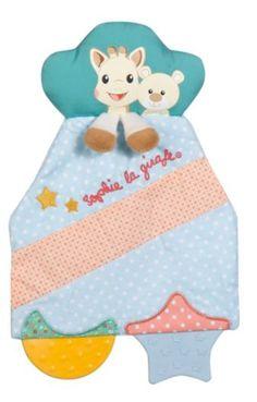 Sophie the Giraffe Chewable Comforter