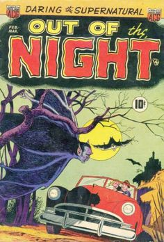 Out of the Night (Volume) - Comic Vine
