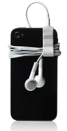 Sinch headphone storage.