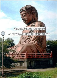 Live like Buddah - great quotes