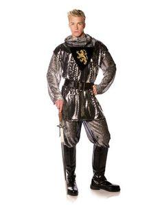 Lancelot Adult Mens Plus Size Costume