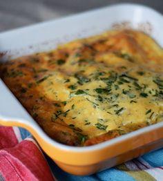 Quick Breakfast Recipe: Basic Oven Omelet — Cookbook Recipe