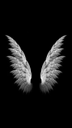 Framed Print - White Angel Wings On A Black Background Picture Poster Art Wings Wallpaper, Dark Wallpaper Iphone, Tumblr Wallpaper, Black Wallpaper, Galaxy Wallpaper, Wallpaper Quotes, Wallpaper Backgrounds, Wallpaper Lockscreen, Dark Angel Wallpaper