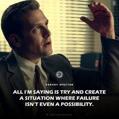 Succes and failure Fact Quotes, Attitude Quotes, Wisdom Quotes, Me Quotes, Qoutes, Motivational Quotes For Success, Positive Quotes, Inspirational Quotes, Harvey Spectre Zitate
