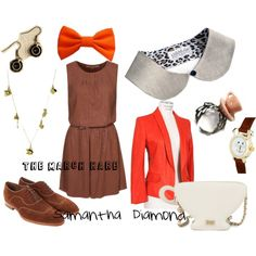 """""""The March Hare"""" by samanthadr on Polyvore"""