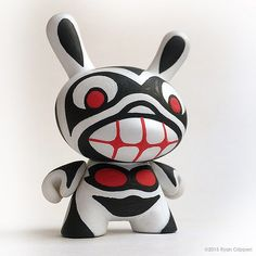 Sketch Totem 3-inch Dunny