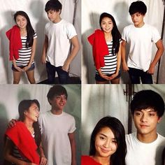 Kathryn Bernardo and Daniel Padilla (KathNiel) Daniel Padilla, Cant Help Falling In Love, Kathryn Bernardo, Child Actors, Pinoy, Growing Up, Dj, Cinema, Dating