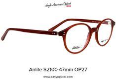 Airlite S2100 47mm OP27 American