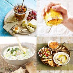 Fantastisch op brood, heerlijk bij chips en geweldig bij crudité: dips en smeersels passen overal bij! Wij hebben de lekkerste varianten voor je op een rij gezet: van zelfgemaakte mayonaise tot jus en van saus tot chutney.     13x dips & smeersels...