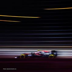 Neon nights meet inky skies. #SingaporeGP spark courtesy of @F1Photographer Darren Heath. #F1 by mclaren