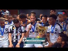 Carli e Jefferson falam  do título do Botafogo ao conquistar o estadual ...