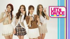 Let's Dance: BESTie(베스티) _ I Need You(니가 필요해) [ENG/JPN/CHN SUB]