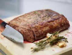 Rezept für Grundrezept Roastbeef auf Essen und Trinken. Ein Rezept für 8 Portionen. Und weitere Rezepte in den Kategorien Roastbeef