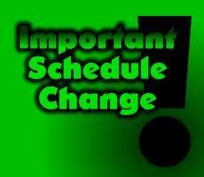 You guys have all been so patient while we try and nail down the new schedule changes. Thank you so much for being understanding and providing us feedback as we try and figure out class times that are best for the community and coaches. So far it seems as though pushing the 4:00 pm class back to 4:30 has been a great change to the schedule!